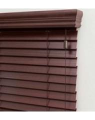 Жалюзи деревянные 25mm и 50mm