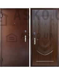 Входная дверь 'Дайна' Модель №4