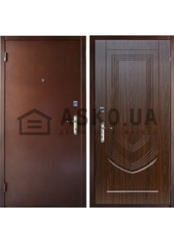 Входная дверь 'Дайна' Модель №4 в Харькове фото