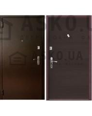 Входная дверь 'Дайна' Модель №2