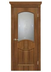 Двери межкомнатные «Омис»Даниэлла СС+КР ольха европейская