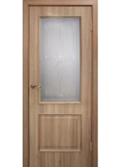 Двери межкомнатные «Омис»Версаль СС+КР дуб золотой