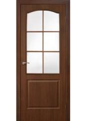 Двери межкомнатные «Омис»Классика СС орех