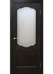 Двери межкомнатные «Омис»Прима СС+КР венге