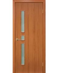 Двери межкомнатные «Омис»Комфорт ПО ольха