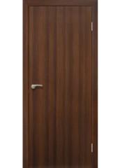 Двери межкомнатные «Омис»Глухая (гладкая) орех