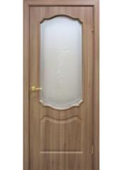 Двери межкомнатные «Омис»Прима СС+КР дуб золотой
