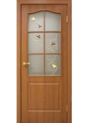Двери межкомнатные «Омис»Классика СС+КР ольха