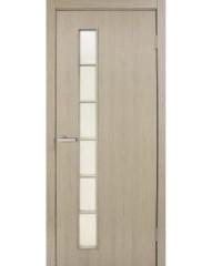 Двери межкомнатные «Омис»Муза ПО сосна карелия