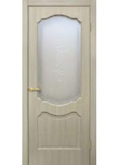 Двери межкомнатные «Омис»Прима СС+КР дуб беленый