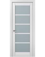 Межкомнатная дверь 'Папа Карло' Мillenium ML-15 Белый мат