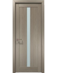 Межкомнатная дверь 'Папа Карло' OPTIMA  01 Клен Серый