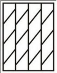 Кованная решетка №29
