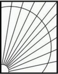 Кованная решетка №39