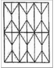 Кованная решетка №47