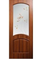 Двери межкомнатные «Омис» Адель СС+КР ПВХ