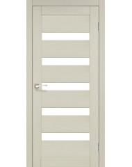 Межкомнатная дверь Korfad Porto PR-03 дуб белен