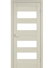 Межкомнатная дверь Korfad Porto PR-07 дуб белен