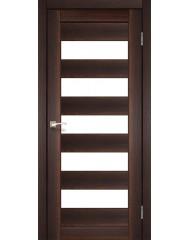 Межкомнатная дверь Korfad Porto PR-08 орех