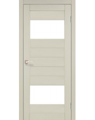 Межкомнатная дверь Korfad Porto PR-09 дуб белен