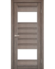 Межкомнатная дверь Korfad Porto PR-09 дуб грей