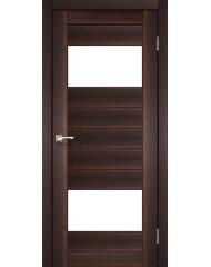 Межкомнатная дверь Korfad Porto PR-09 орех