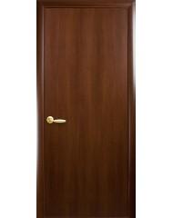 Межкомнатная дверь Колори Стандарт глухое Орех