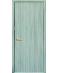 Межкомнатная дверь Колори Стандарт глухое Ясень патина