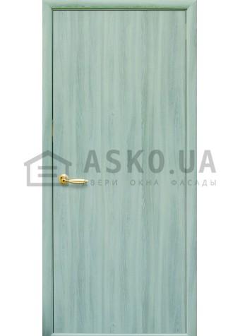 Межкомнатная дверь Колори Стандарт глухое Ясень патина в Харькове фото