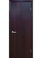 Межкомнатная дверь Колори Стандарт глухое венге DeWild
