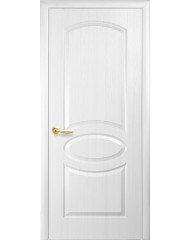 Межкомнатная дверь Симпли  Овал глухое Структурный