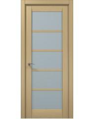 Межкомнатная дверь 'Папа Карло' Мillenium ML-15 Дуб отбеленный