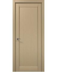 Межкомнатная дверь 'Папа Карло' Мillenium ML 00F Дуб отбеленный