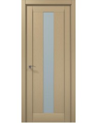 Межкомнатная дверь 'Папа Карло' Мillenium ML 01 Дуб отбеленный
