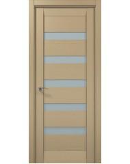 Межкомнатная дверь 'Папа Карло' Мillenium ML 02 Дуб отбеленный