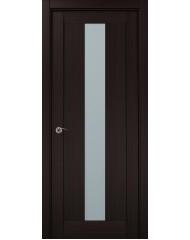Межкомнатная дверь 'Папа Карло' Мillenium ML 01 Венге