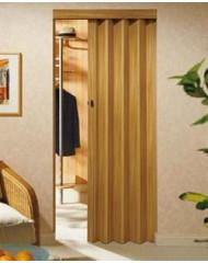 Дверь-гармошка Rapid 88x203 цвет: дуб