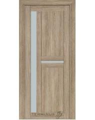 Межкомнатная дверь Terminus Sweet Doors мод. 106 Мускат остеклен.