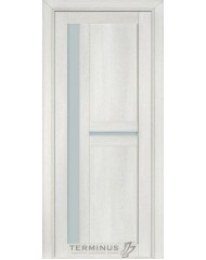 Межкомнатная дверь Terminus Sweet Doors мод. 106 Пломбир остеклен.