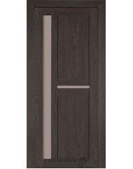 Межкомнатная дверь Terminus Sweet Doors мод. 106 Трюфель остеклен.