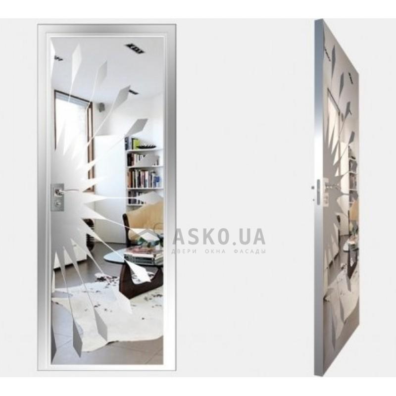 Стеклянные межкомнатные двери Axioma
