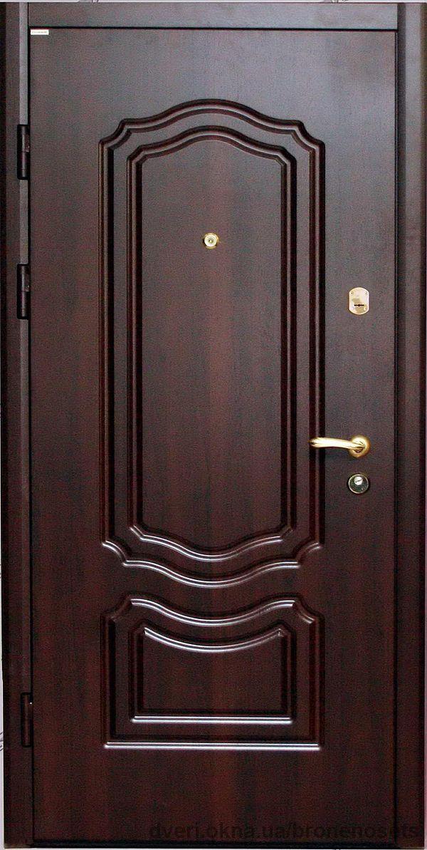 Входные двери «Броненосец»