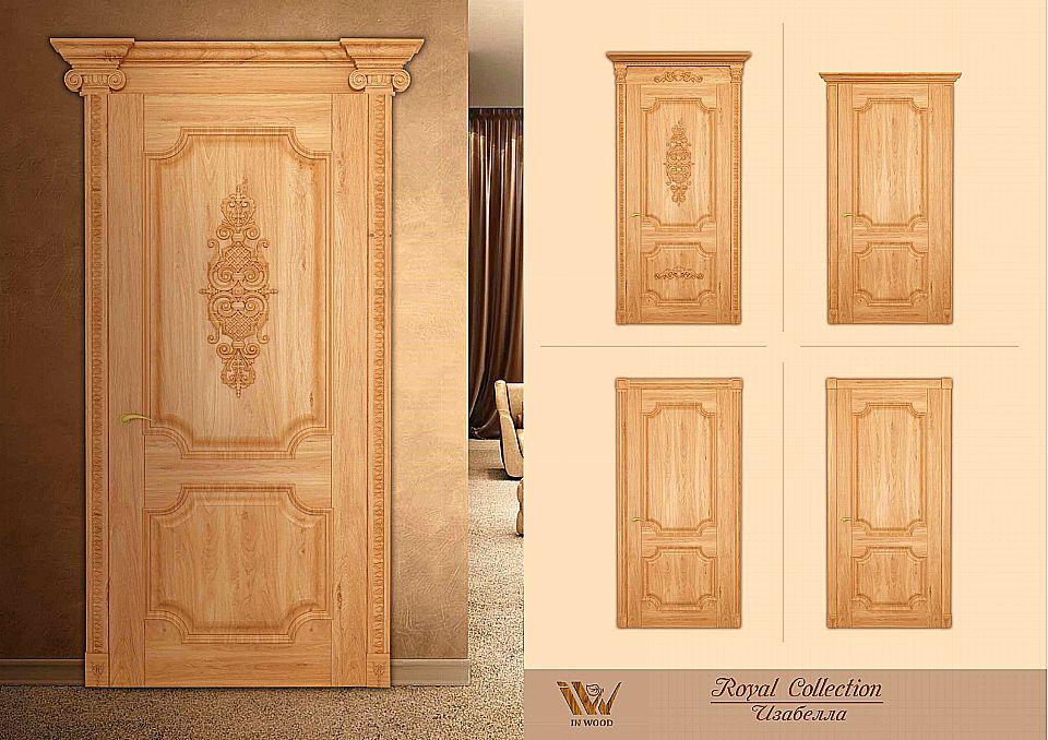 Межкомнатные двери Inwood