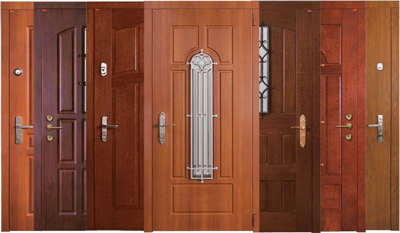 входные двери BEREZ
